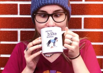 Blue Ridge Adventure Wear Mug